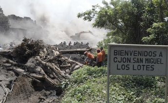 85% of people affected by Fuego's eruption have lost their livelihood