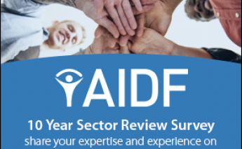 Have your say in the 10 Year Sector Review!