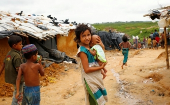 Monsoon season poses a serious risk for Bangladesh's refugee communities