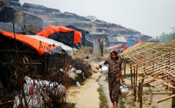 15% of all new funding for Rohingya crisis should go to women and girls, says Oxfam