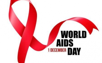 World Aids Day: 1 December 2018